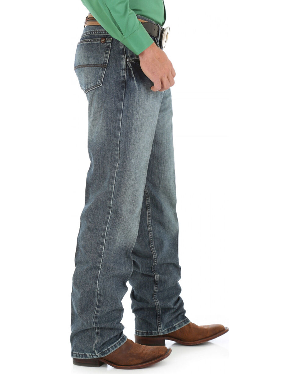 Wrangler Men's Vintage 20X Extreme Relaxed Fit Jeans, Vintage Midnight, hi-res