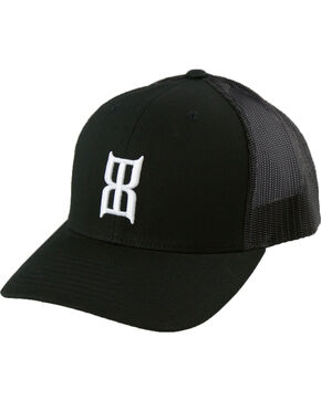 Bex Men's Icon Logo Snap-Back Ball Cap, Black, hi-res