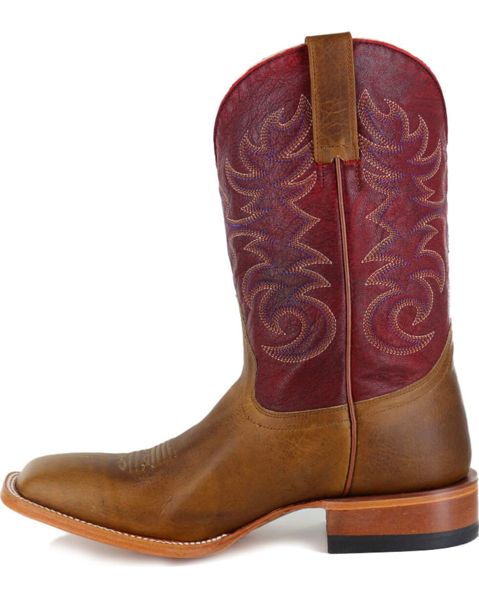 Cody James Men's Brown Xala Western Boots - Square Toe, Brown, hi-res