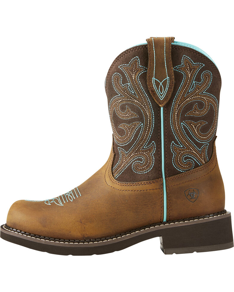 Womens Ariat Fat Baby Boots