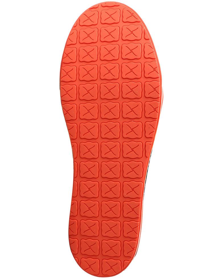 Twisted X Women's HOOey Loper Aztec Print Shoes, Multi, hi-res
