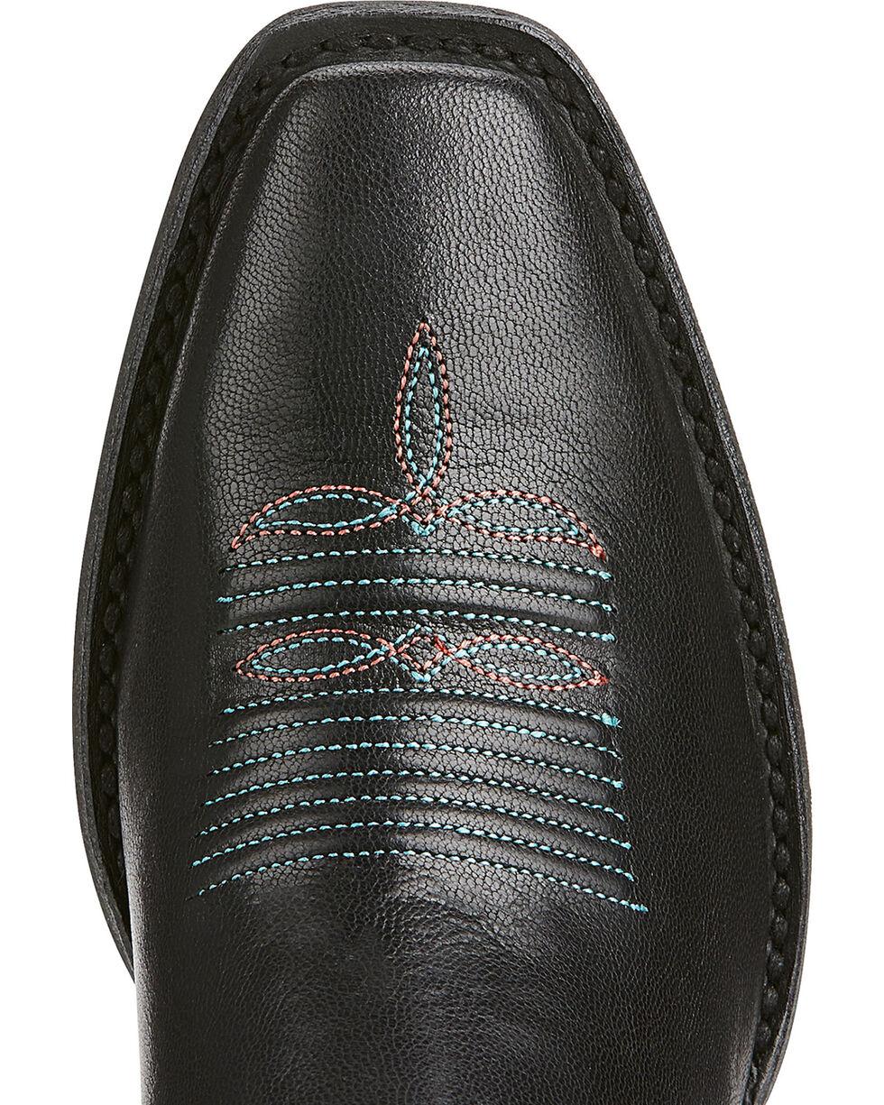 Ariat Women's Autry Western Boots, Black, hi-res