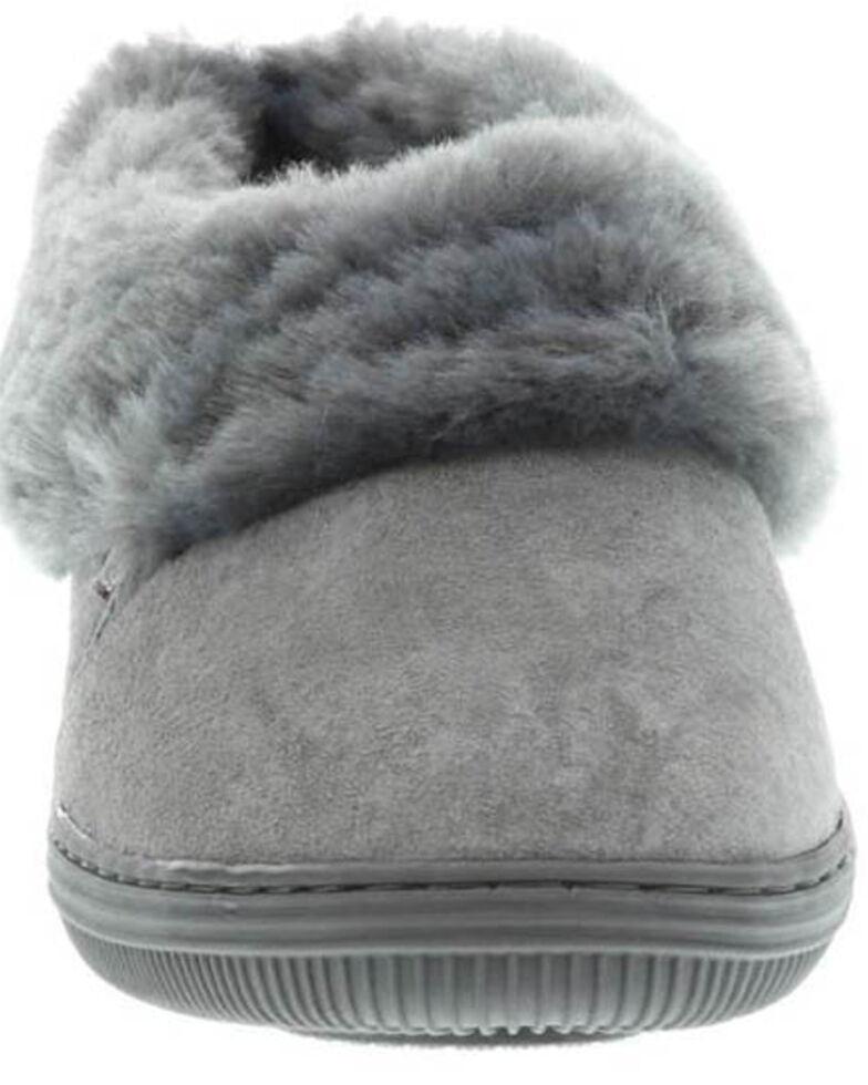 Lamo Footwear Women's Charcoal Carmen II Slippers, Charcoal, hi-res