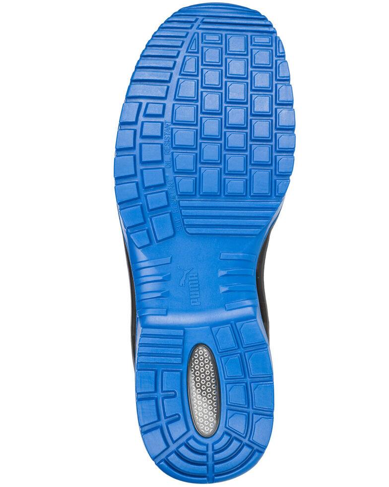 Puma Men's Krypton Safety Shoes - Composite Toe, Black, hi-res