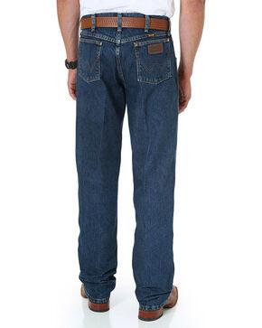 Wrangler Men's Premium Performance Jeans, Blue, hi-res