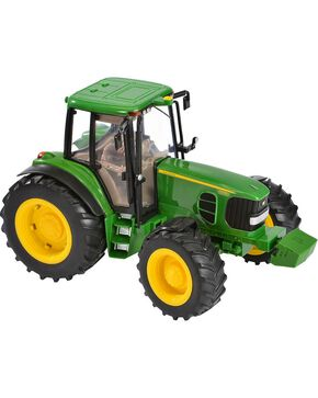 John Deere Kid's Big Farm Tractor with Lights & Sound, Green, hi-res