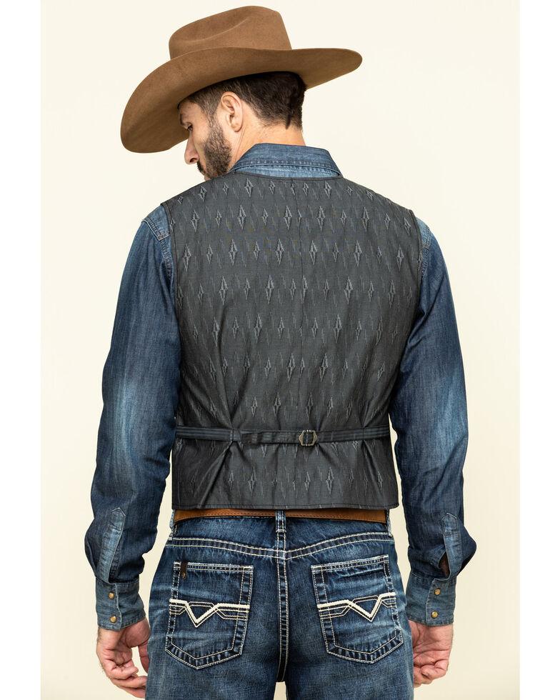 Cody James Men's Black Cave Painting Vest , Black, hi-res