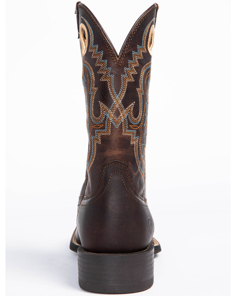 Sport Boots Men's Brown Western Ranger Square Toe Ariat XOikuPZ