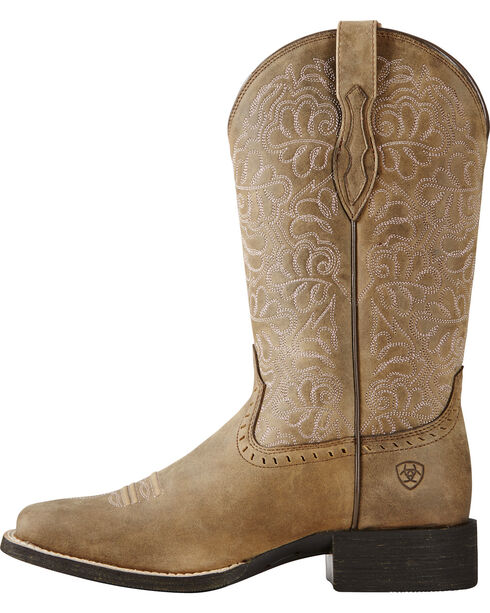 Ariat Women's Remuda Western Boots, Sand, hi-res