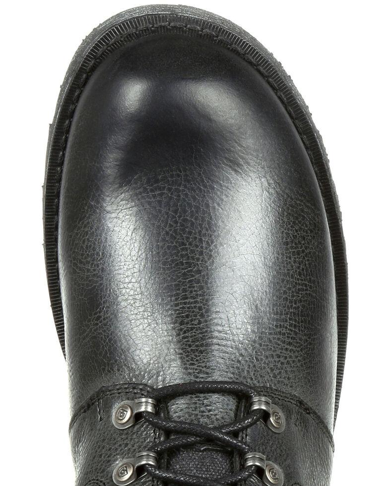 Durango Men's Drifter Lacer Boots - Round Toe, Medium Grey, hi-res