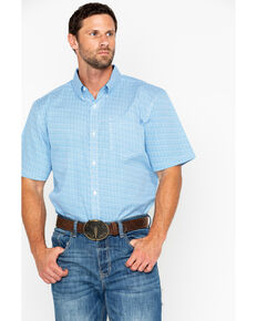 93780ddb511 Cody James Men s Diamond Mine Short Sleeve Western Shirt