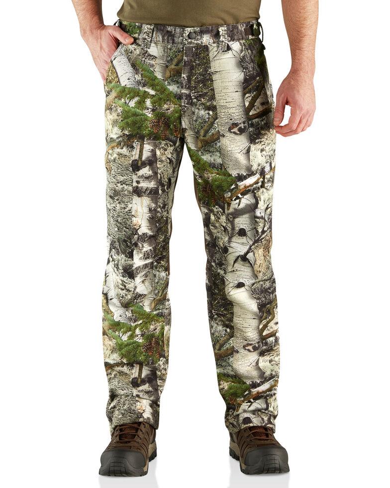 Carhartt Men's Camo Buckfield Work Pants - Big & Tall , Multi, hi-res