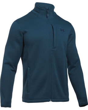 Under Armour Men's Storm Extreme ColdGear Jacket , Navy, hi-res