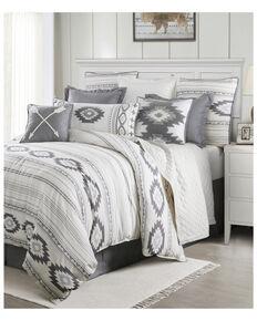 HiEnd Accents Free Spirit Full Bedding Set, Grey, hi-res