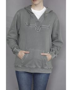 Kimes Ranch Women's Zion Hoodie, Grey, hi-res