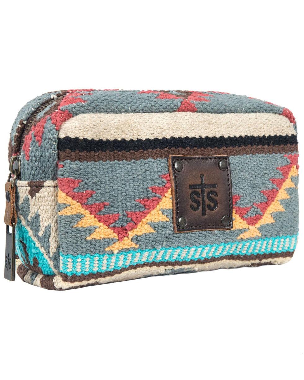 STS Ranchwear Women's Sedona Bebe Cosmetic Bag, Multi, hi-res