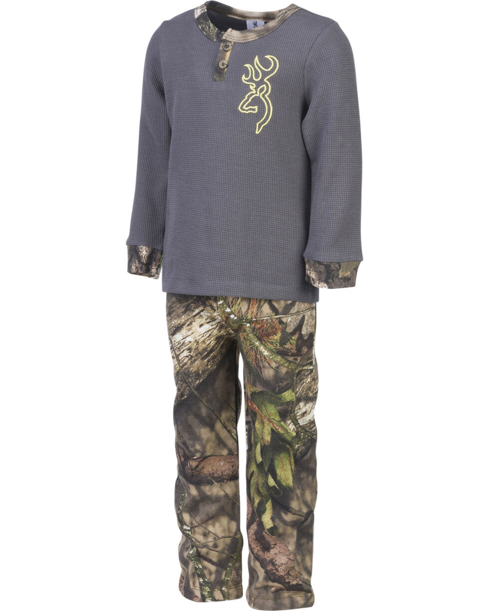 Browning Toddler Boys' Finch Set, Grey, hi-res