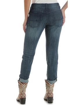 Wrangler Women's Medium Wash Retro Mae Skinny Jeans , Indigo, hi-res