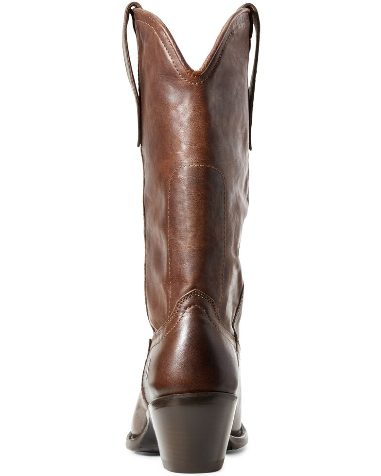 Ariat Women's Amber Josefina Western Boots - Snip Toe, Brown, hi-res