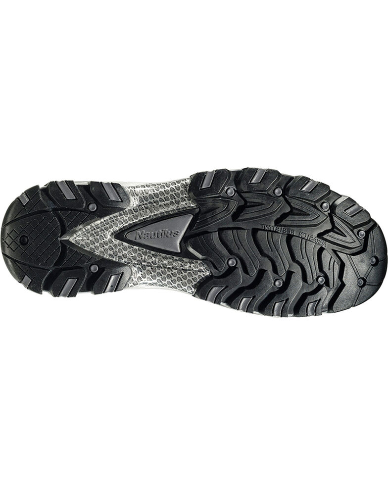 Nautilus Men's Composite Toe EH Athletic Shoes, Black, hi-res