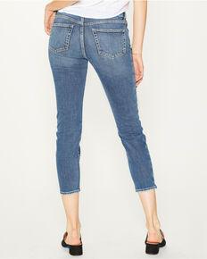 Silver Women's Vintage Slim Ankle Jeans, Indigo, hi-res