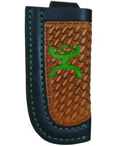 HOOey Signature Knife Sheath, Green, hi-res