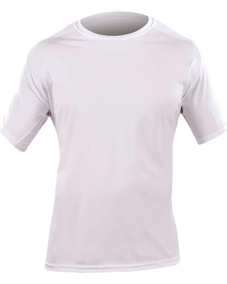 5.11 Tactical Men's Utili-T Crew Shirts 3-Pack, White, hi-res