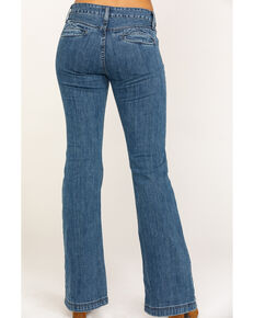 Cinch Women's Light Stone Lyden Jeans, Indigo, hi-res