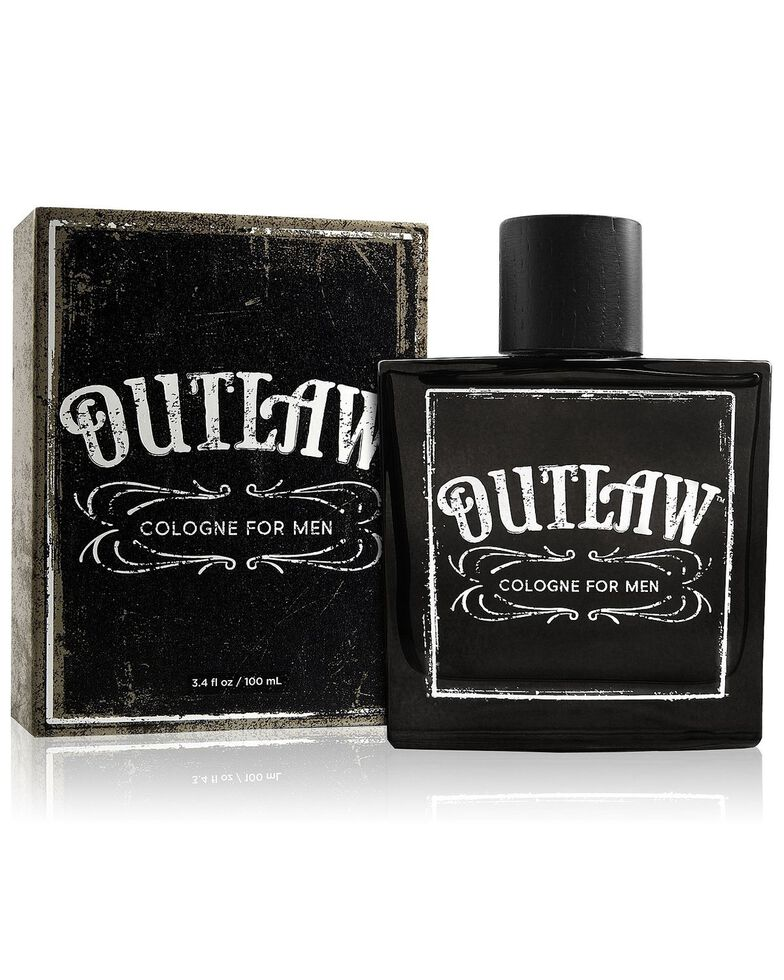 Tru Fragrance Men's Outlaw Cologne, Black, hi-res