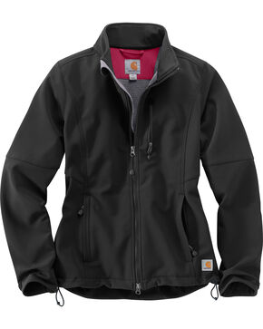Carhartt Women's Denwood Jacket, Black, hi-res