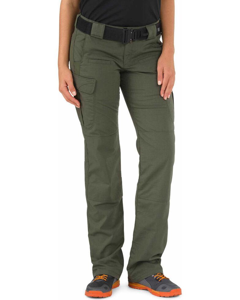 5.11 Tactical Women's Stryke Pants, Green, hi-res