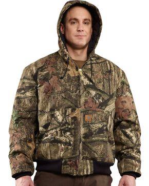 Carhartt Men's Realtree Camo Active Jacket, Mossy Oak, hi-res