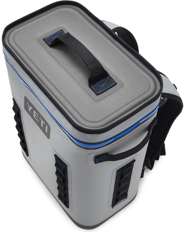 YETI Grey Hopper Backflip 24 Cooler , Grey, hi-res