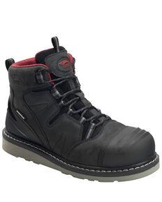 "Avenger Men's Waterproof 5"" Work Boots - Carbon Toe, Black, hi-res"