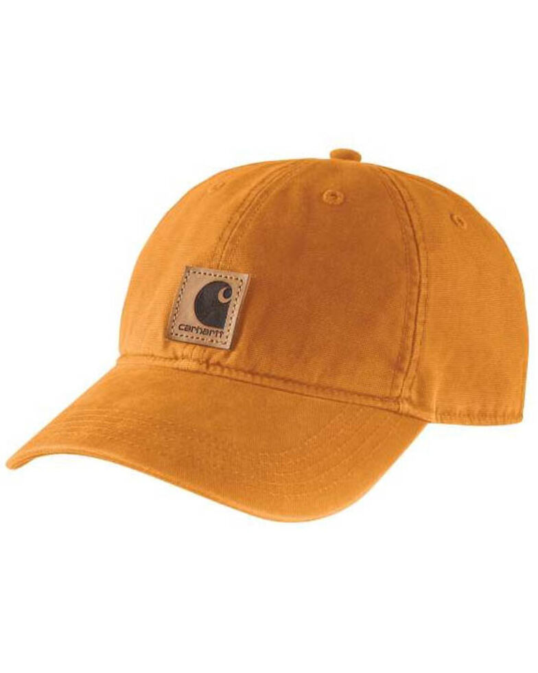 Carhartt Gold Odessa Ball Cap , Gold, hi-res