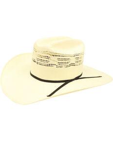 489915cee3c67 Ariat Men s Bangora Double S Straw Cowboy Hat