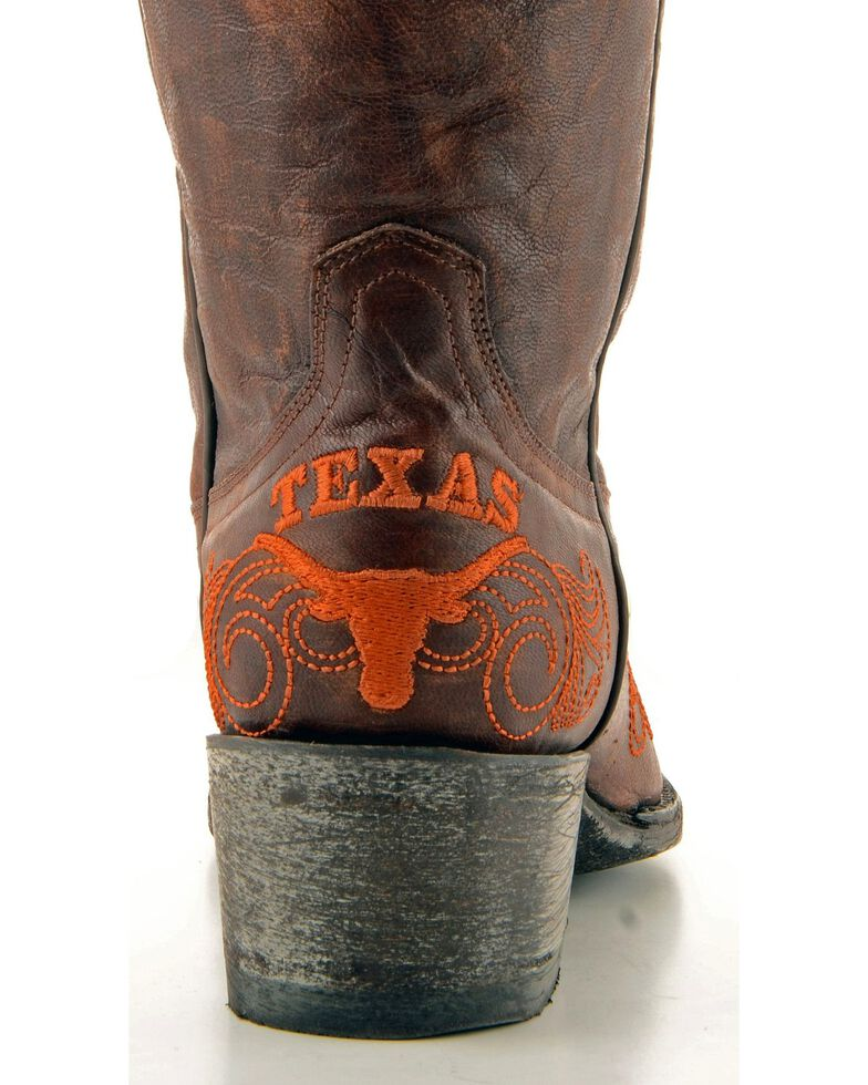 0ae1d999eec Gameday University of Texas Cowgirl Boots - Pointed Toe