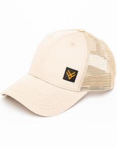 2d78daa677de69 Hawx Men's Khaki Small Corner Logo Patch Cap