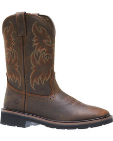 19a03f83e0d Men's Wolverine Work Boots - Boot Barn