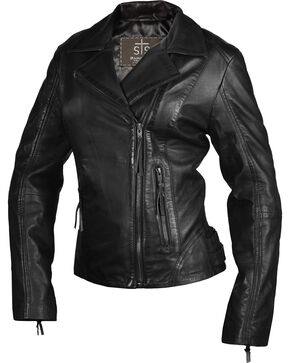 STS Ranchwear Women's Bramble Jacket, Black, hi-res