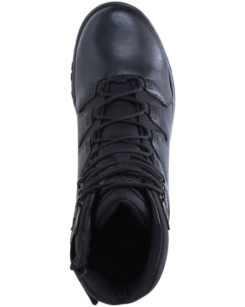 Bates Men's Maneuver Work Boots - Soft Toe, Black, hi-res