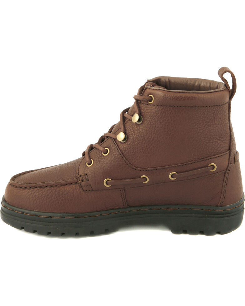 fc7a9ba6f5f5f Justin Women's Chukka Boots