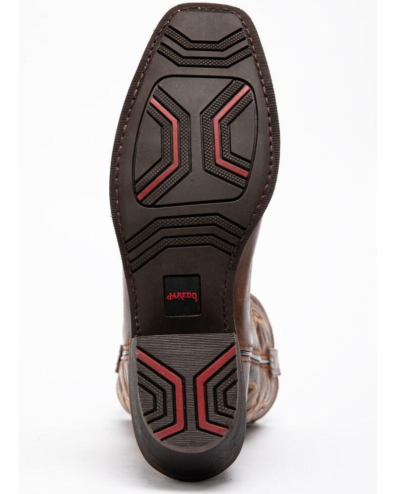 Laredo Men's Breakout Square Toe Western Boots, Rust, hi-res