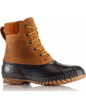 Sorel Men's Cheyanne II Winter Boots, Tan, hi-res