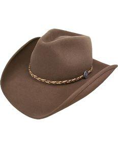 Stetson Rawhide 3X Crushable Buffalo Fur Felt Hat 6d5e51590e7b