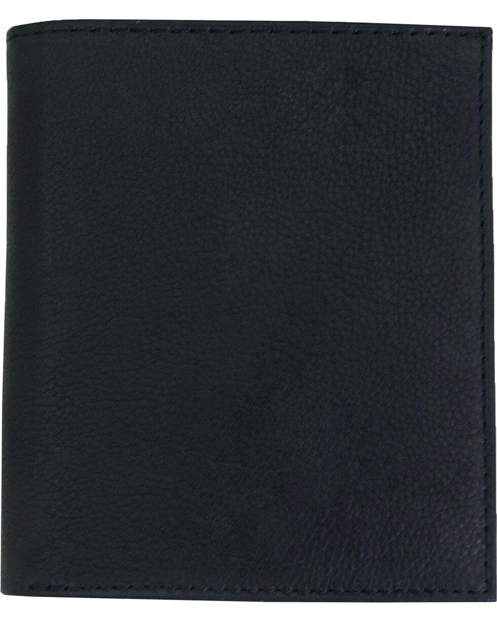 Western Express Men's Tall Leather Bi-Fold Wallet, , hi-res