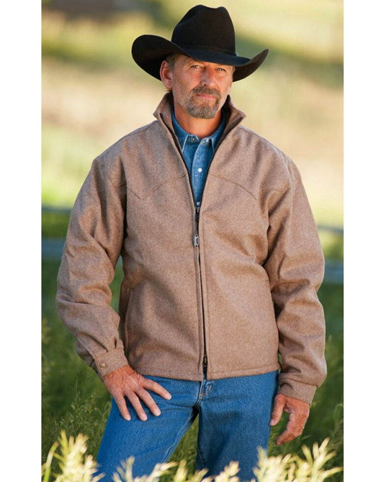 Schaefer 565 Arena Wool Jacket - Big & Tall, Taupe, hi-res
