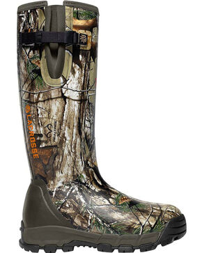 LaCrosse Men's 1000G Alphaburly Pro Realtree Xtra Hunting Boots, Brown, hi-res