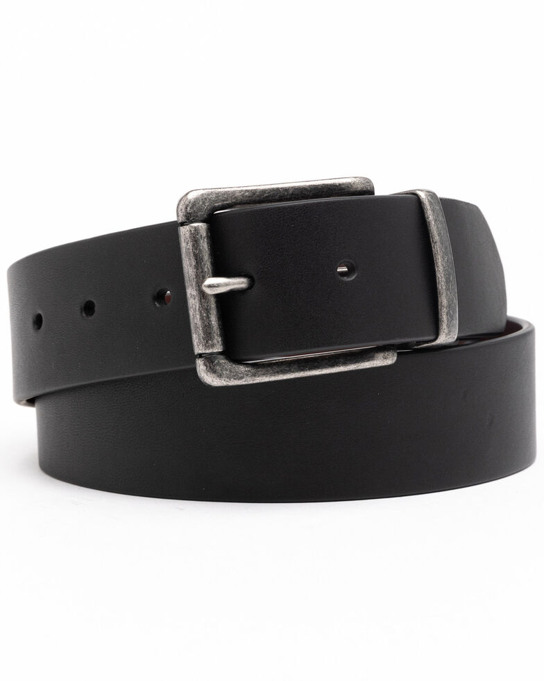 Hawx Men's Multi Reversible Leather Work Belt , Multi, hi-res