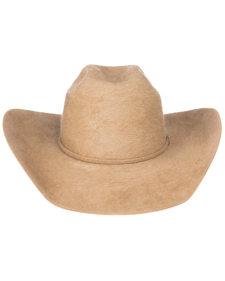 f0413b7ae Oil Field Men's 10X Grizzly Silver Belly Cowboy Hat